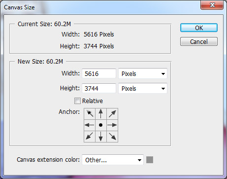 Resize, Crop and Rotate photos in Photoshop - MyPhotoCentral