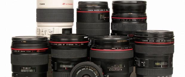 Understanding camera Lenses