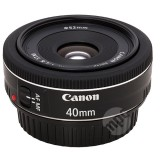 Canon 40mm Lens (1)