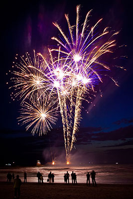How-to-photograph-fireworks-beach