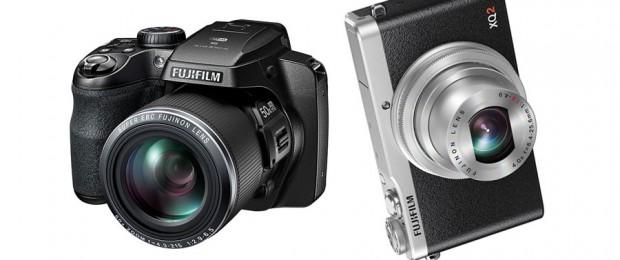 Fujifilm XQ2 Finepix S9900W S9800
