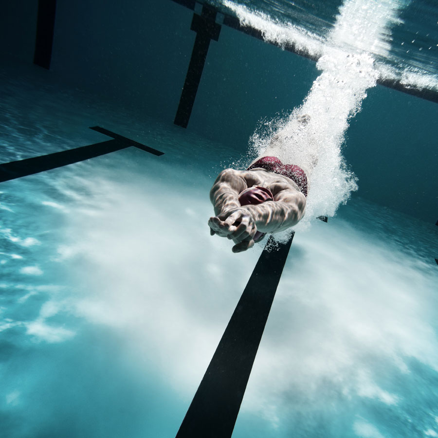 Olympic Swimming Pool In Person: Nikola Miljkovic Photographer Interview