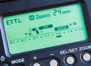 Speedlite-ratios