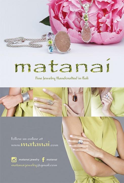 Matanai product photo shoot