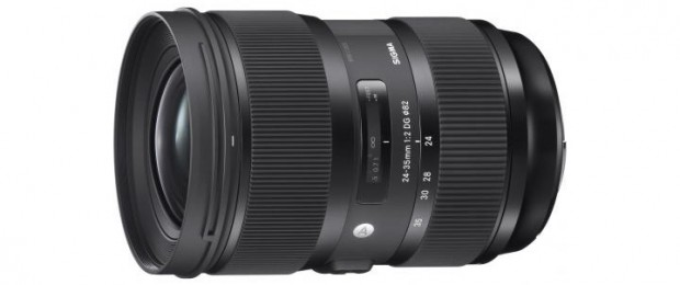 Sigma 24-35mm F2 DG HSM Art Lens