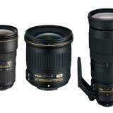 Nikon New Lenses